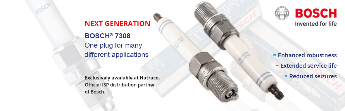 Bosch 7308 industrial sparkplug