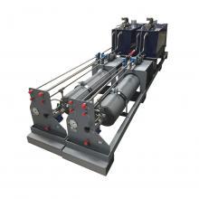 Hydraulic starting systems