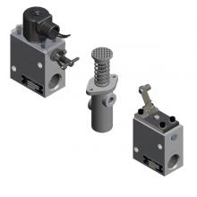 hydraulic starting valves