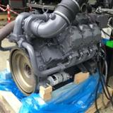 spring start test on Deutz 7L BF6M1013