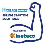 Hatraco starting solutions, powered by kineteco