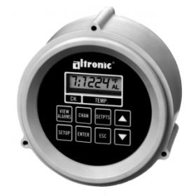 Altronic DPYH-1392 DIGITAL TEMPERATURE GAUGE