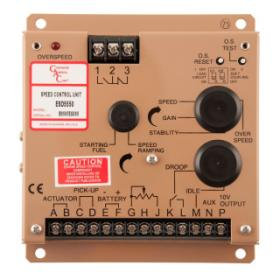 GAC ESD5550 speed control unit