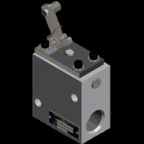 KTI VCA-300378 manual control valve