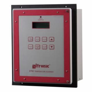 Altronic ETM40 Temperature Monitor / Scanner