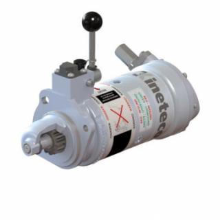 Kineteco FHSS115-1M spring starter