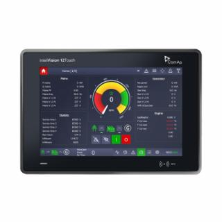 "ComAp InteliVision 12Touch 12,1"" kleur afneembare Display Unit"