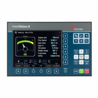 ComAp InteliVision 8 gen set controller