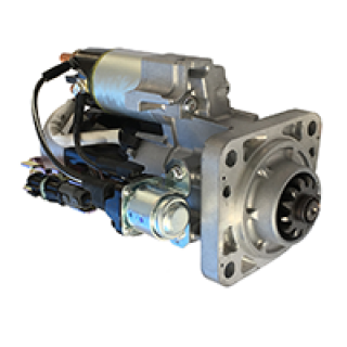 Prestolite M85R electric starter motor
