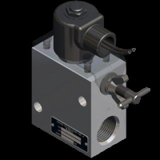 KTI VCA-300446-1 solenoid actuated valve