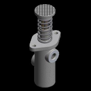 KTI VA-202180 foot valve control valve